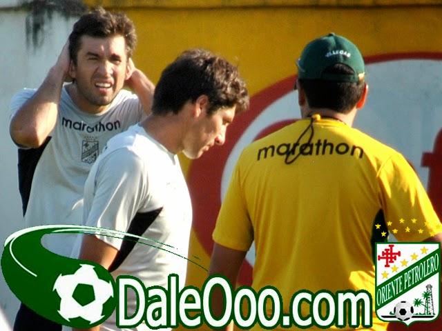 Oriente Petrolero - Ronald García - Ronald Raldes - DaleOoo.com página del Club Oriente Petrolero