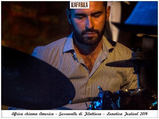 Africa chiama America - Serravalle di Filattiera - Michele Vannucci - Lunatica Festival 2014