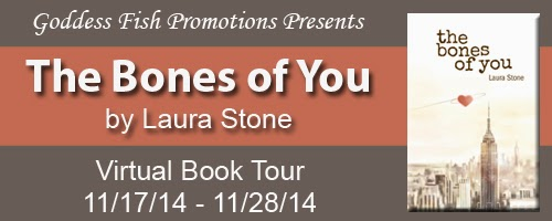 http://goddessfishpromotions.blogspot.com/2014/10/vbt-bones-of-you-by-laura-stone.html