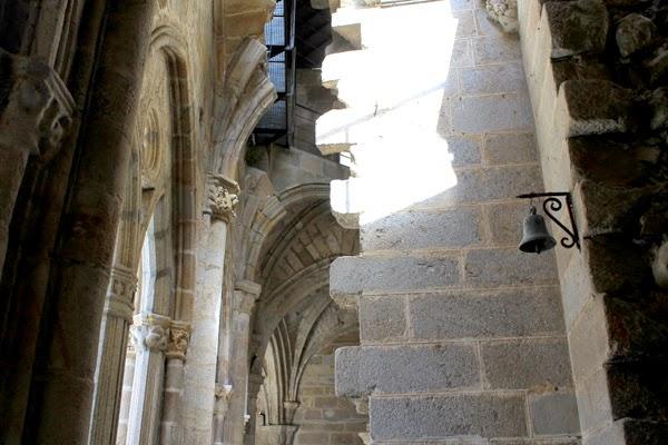 arquitectura catedrales plasencia