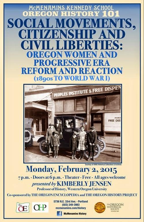 Oregon History 101: Oregon Women in the Progressive Era