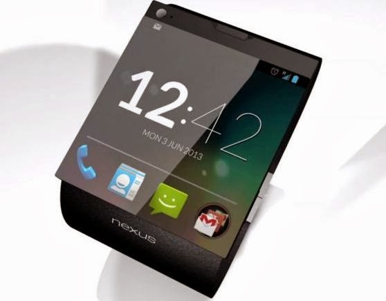 Nexus Smartwatch Device