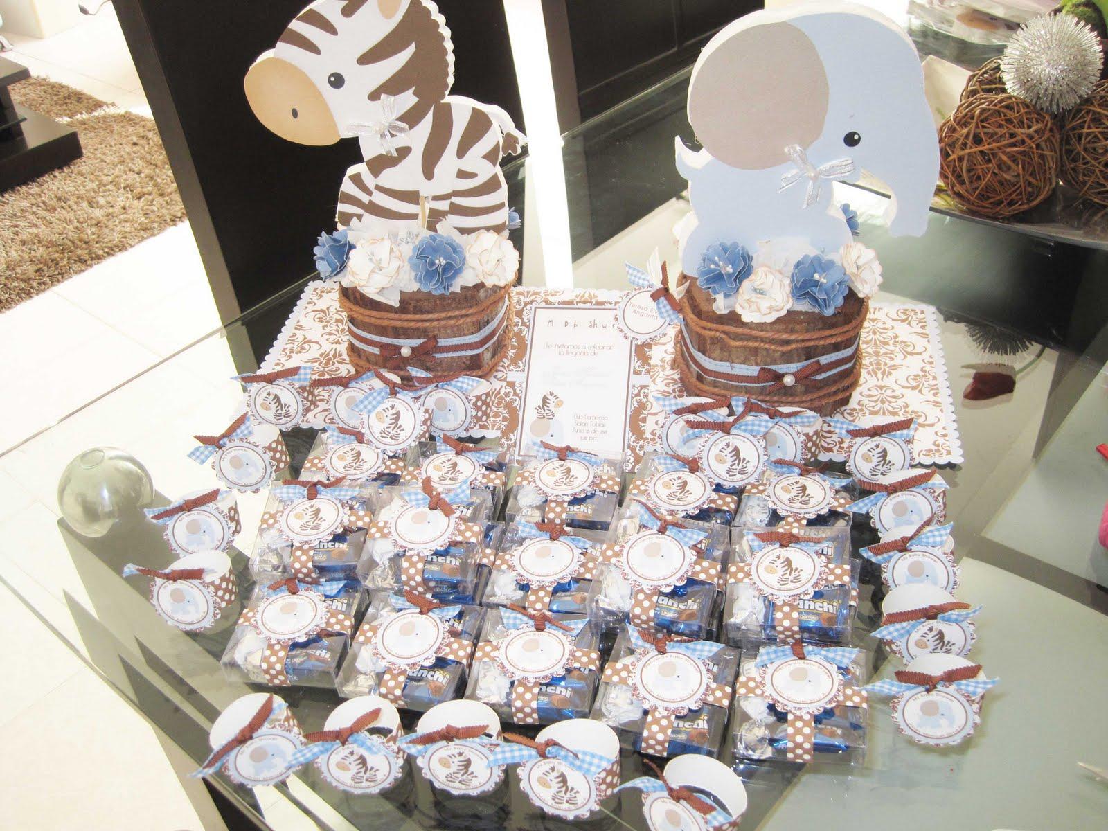 Moms angels decoracion y recordatorios baby shower ni o - Adornos baby shower nino ...