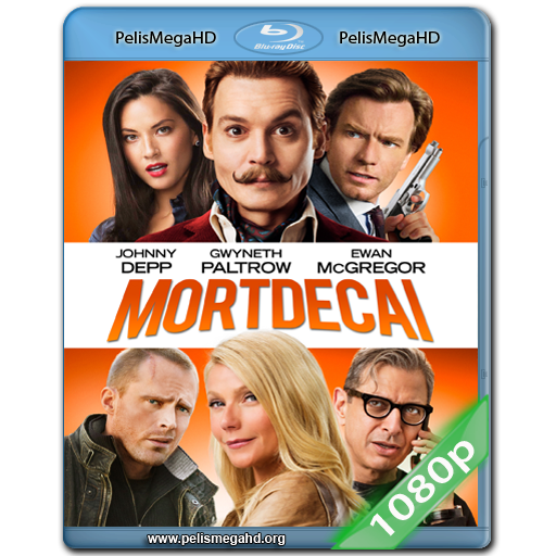 MORTDECAI (2015) FULL 1080P HD MKV ESPAÑOL LATINO
