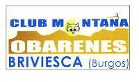 Club montaña Obarenes