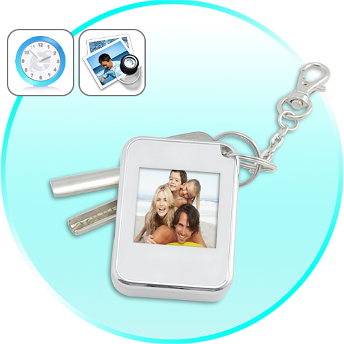 Digital Picture Frame Keychains