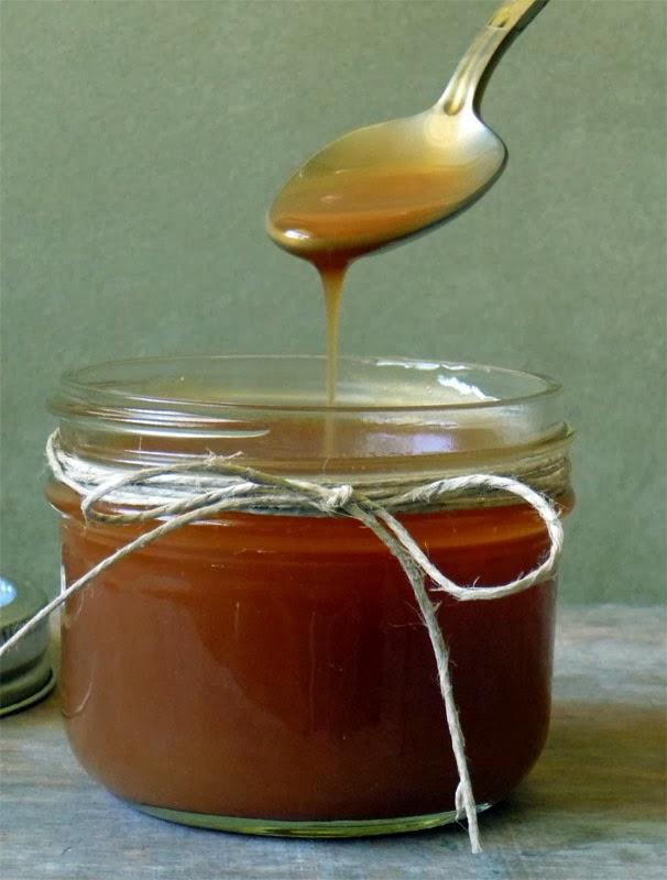 How To Make Homemade Caramel Sauce   Life Tastes Good