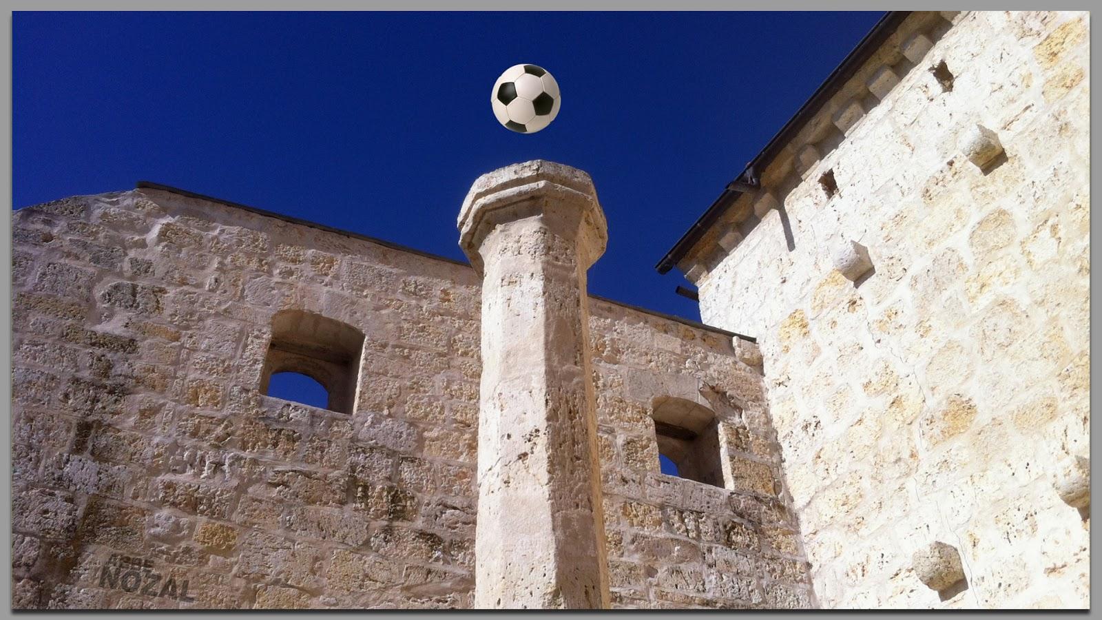 Fútbol es fútbol es fútbol, 2014 Abbé Nozal
