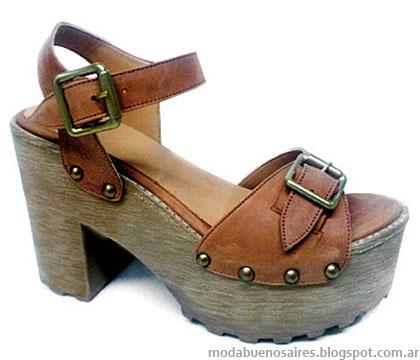 Zapatos y sandalias verano 2015.