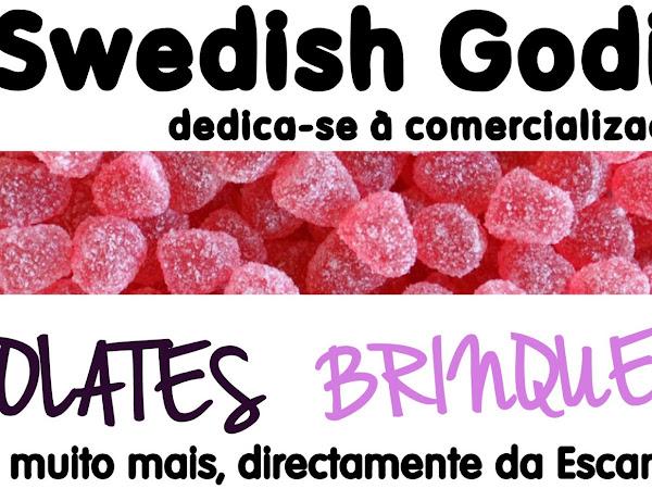 Karlsson Swedish Godis - GOMAS + supresa