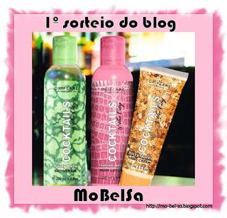 MoBelsa - 1º Sorteio