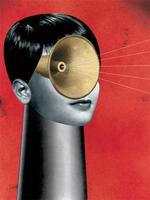 Doctor Ojiplático. Spur Design. David Plunkert