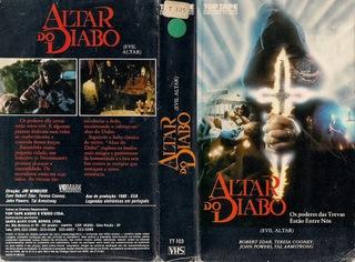 O ALTAR DO DIABO (1988)