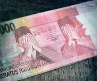 gambar uang unik tahun 2013 2014