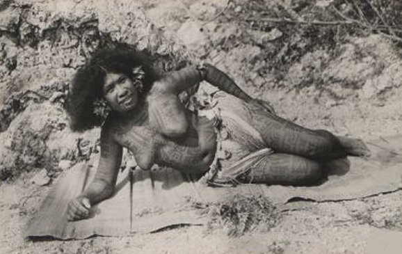 Papua New Guinea Women Nude