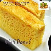 KBB #34 Bika Ambon