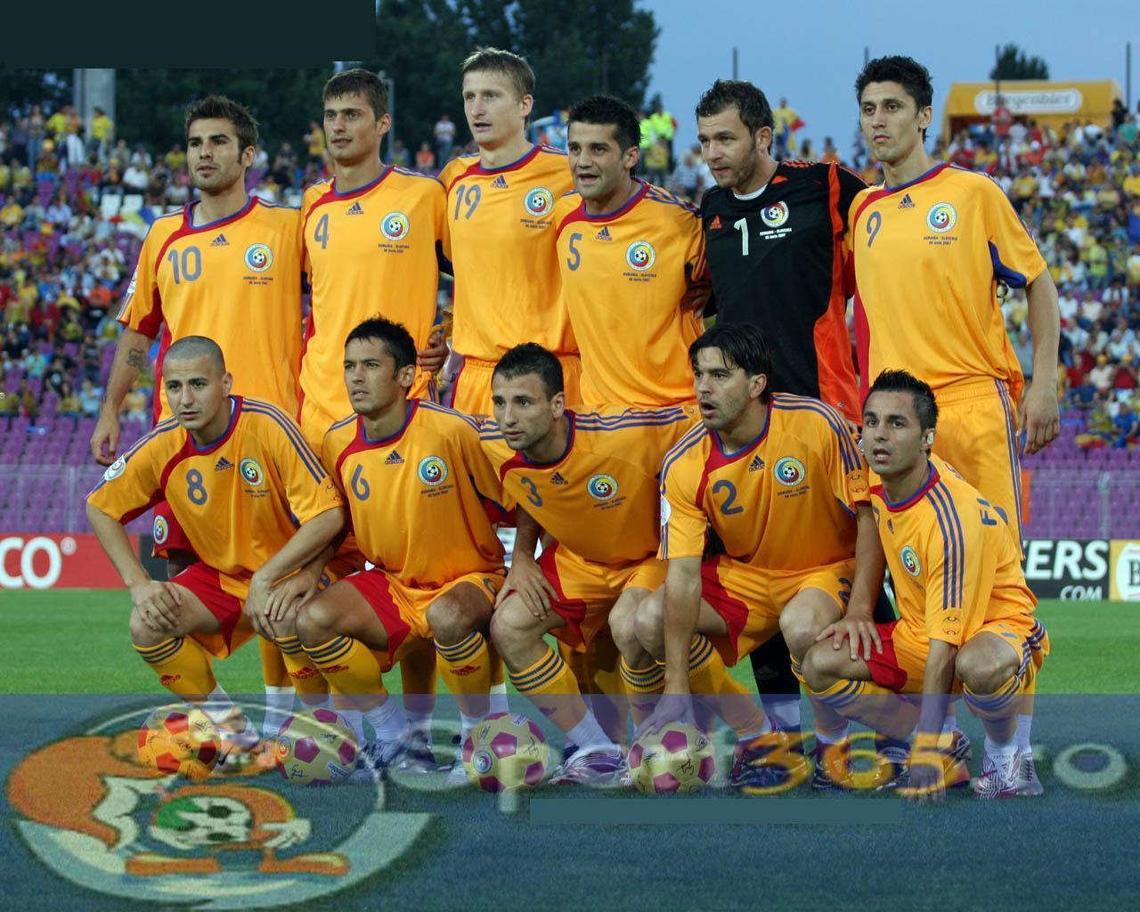 Romanian Soccer Team All Football Blog Hozl...
