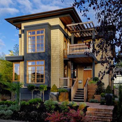 Fachadas de casas r sticas dise os y materiales - Casas rusticas de lujo ...