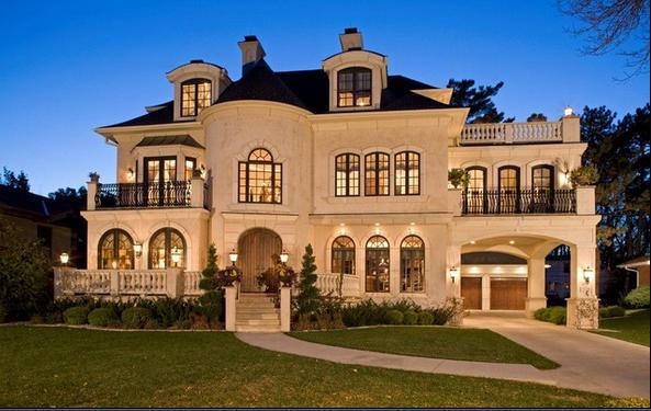 Fachadas Casas Modernas Fachadas De Casas Estilo Californiano