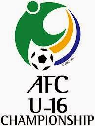 Live Streaming Malaysia vs Oman AFC U 16 Championship 2014