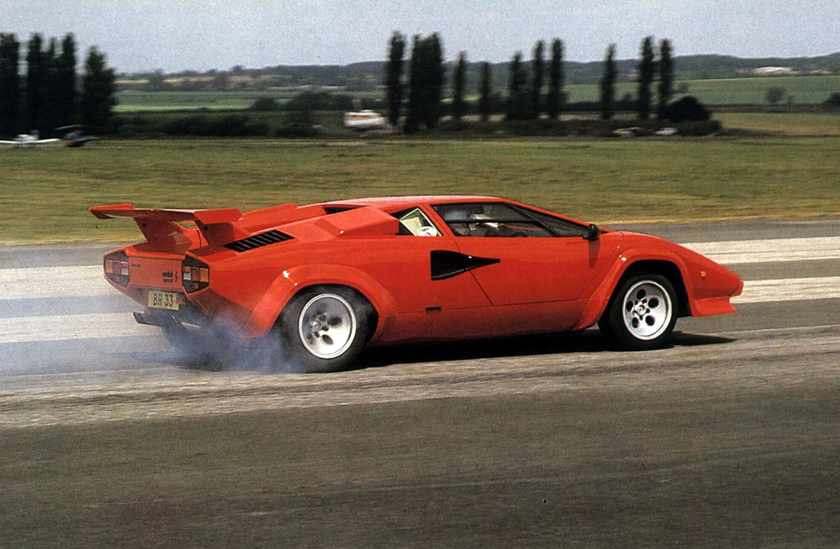 Luxury Lamborghini Cars Lamborghini Countach Lp500s