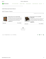 2015.08.08 d20 Store Screenshot