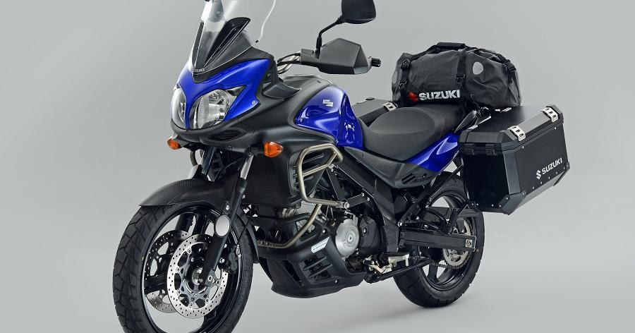 Suzuki V Strom Owners Manual
