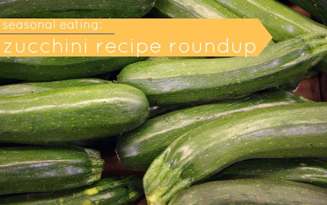 Seasonal Eating: 10 delicious ways to use zucchini