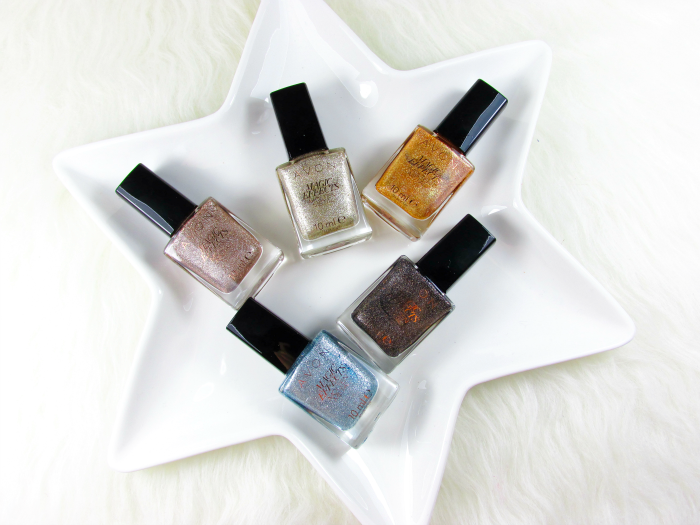 Review: Avon Molten Metal Nagellacke / nailpolishes 10ml - 8 Euro