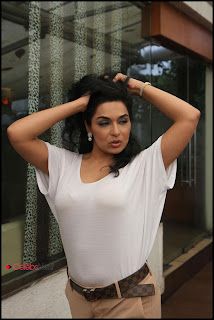 Pakistani Actress Meera  Pictures at Bhadaas Movie Press Meet  0008