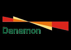 Bank Danamon Logo Vector download free