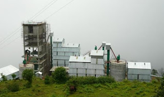 Cement Factory Sidhuwa