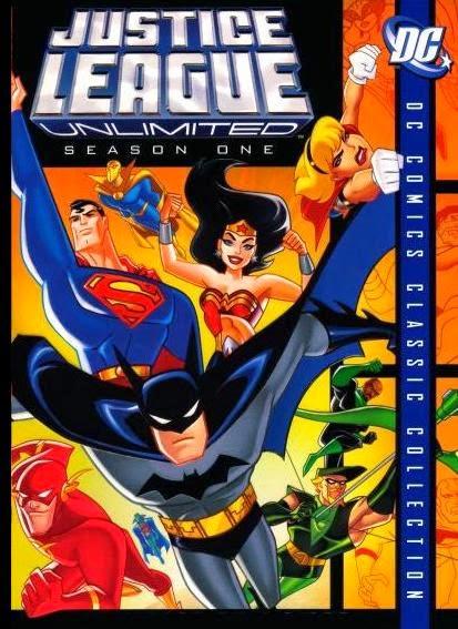 La liga de la justicia ilimitada Temporada 1