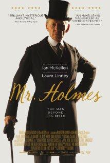 Mr Holmes 2015