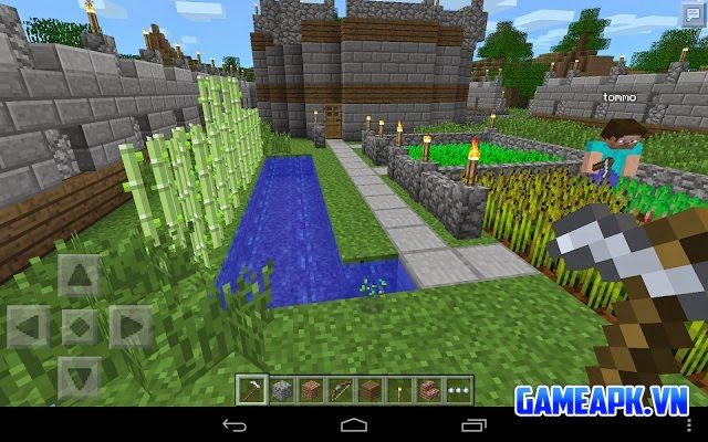 Minecraft – Pocket Edition 3D v0.9.0 APK Full cho Android