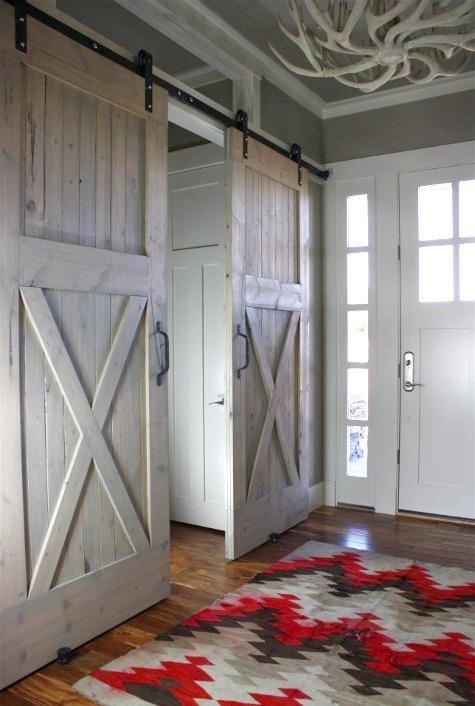 From purdue to provence the beauty of barn doors for French door barn door
