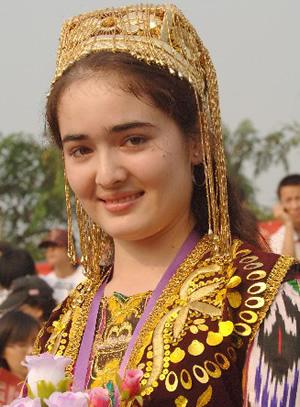 uzbekistan female women nude