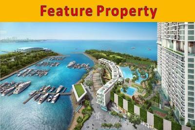 Puteri Cove Residences @ Puteri Harbour, Iskandar Malaysia