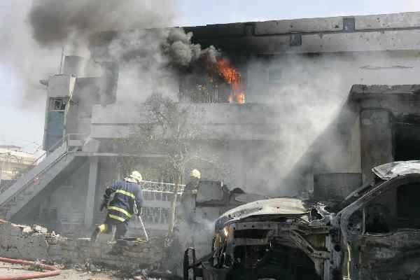 Serangan Bom di Ibu Kota Irak, Sedikitnya 24 Tewas