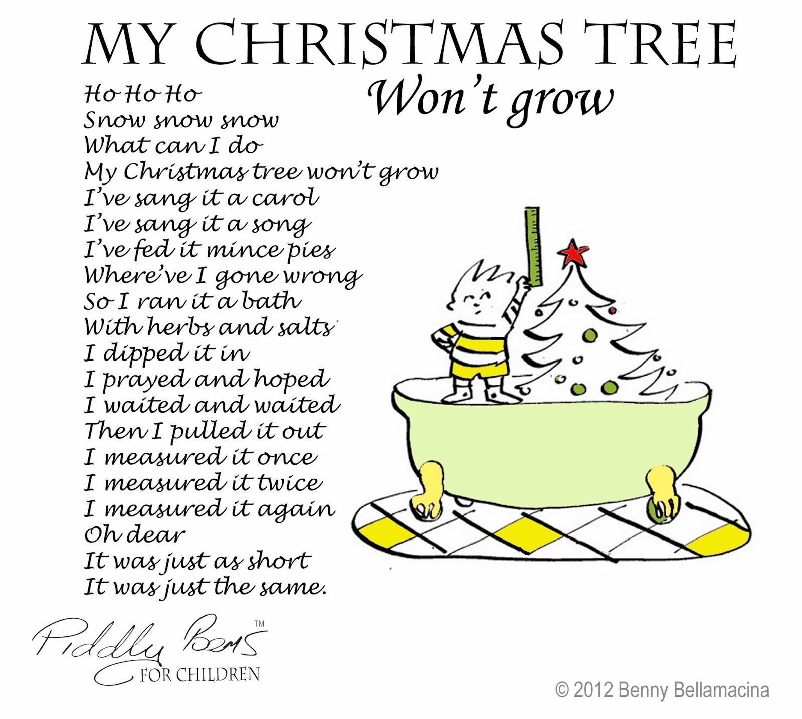 Christmas Tree Songs