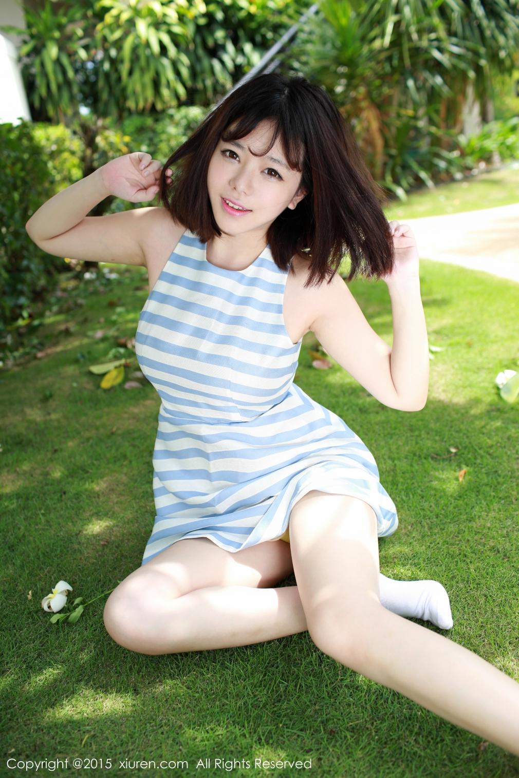 015 - XiuRen No.362 Faye