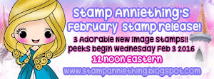 SAT February Stamp Release