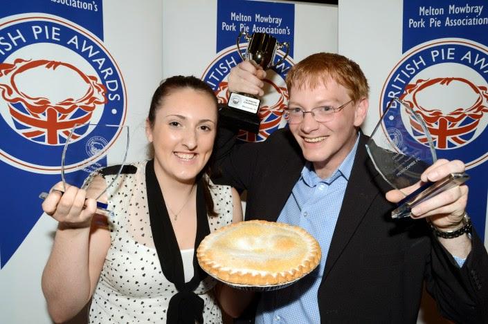 Morecambe FC British Pie Awards 2014