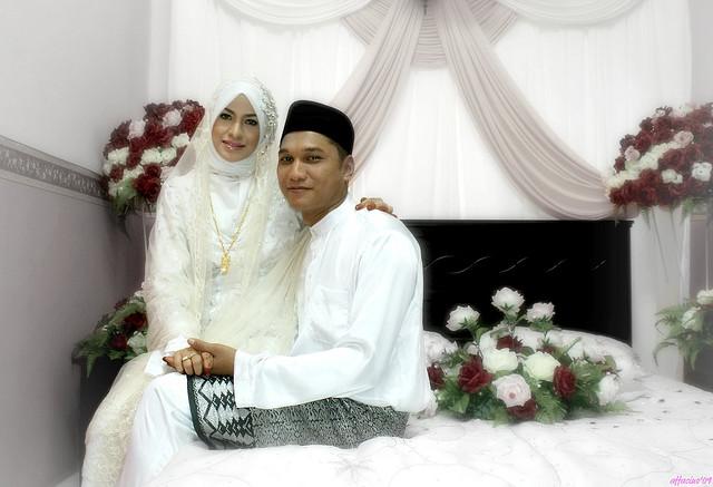 Обряд брака у мусульман