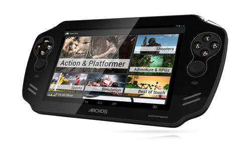 Archos Gamepad 2 Review and Gaming Performance
