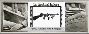 Colaboro en La Amatralladora
