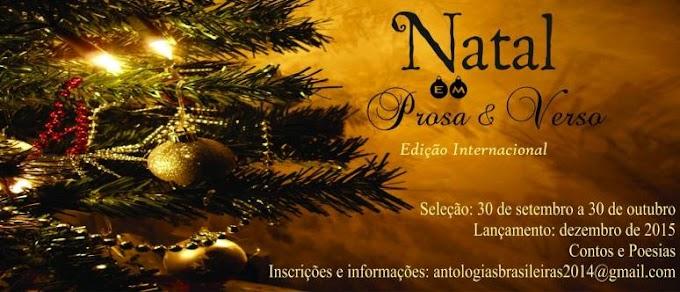 Editora illuminare: Nova seleção para Antologias