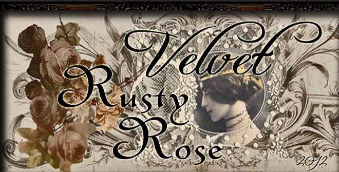 Velvet Rusty Rose