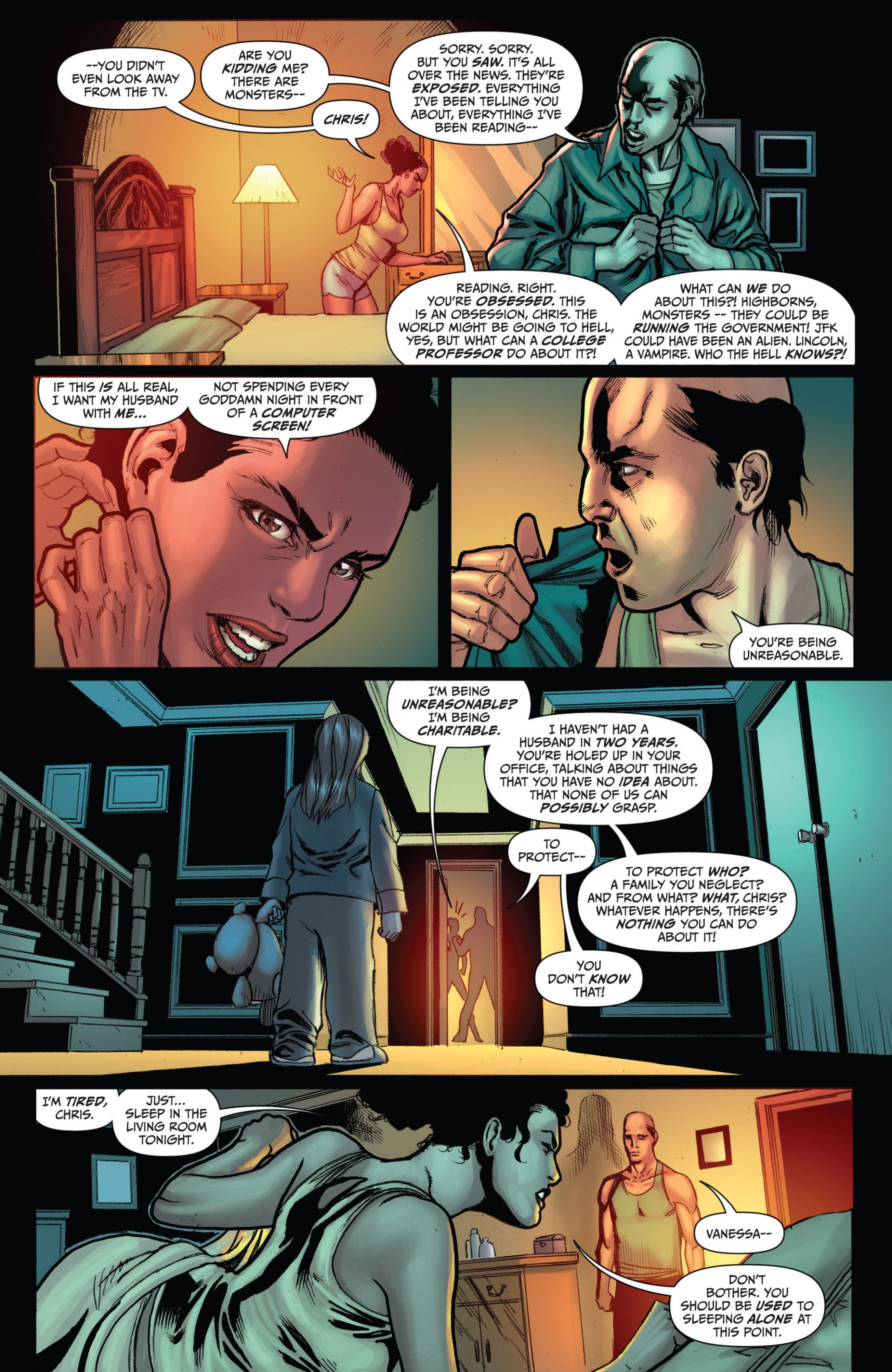 Grimm Fairy Tales (2005) Issue #98 #101 - English 12