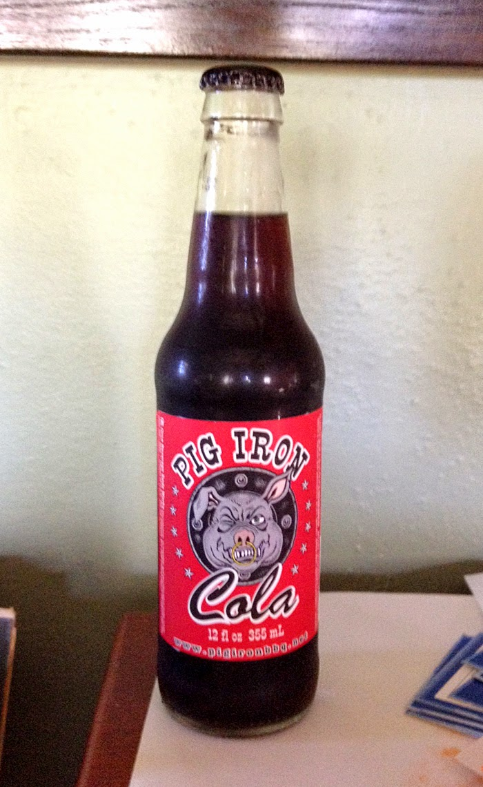 Pig Iron Cola